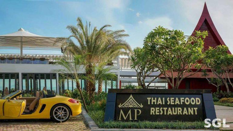 Dự án SGL - Thiết Kế Nhà Hàng MP Thái Seafood