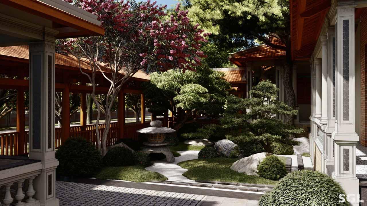Ưu điểm của nhà vườn