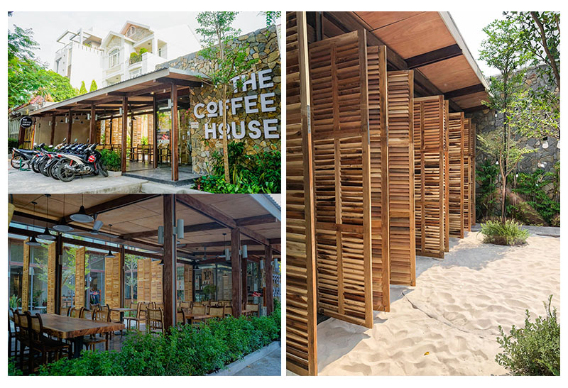 quán cafe sân vườn đẹp tại quận 2