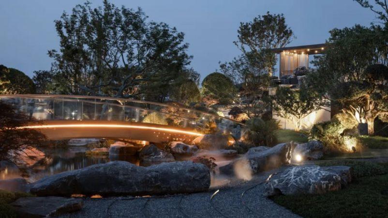 Mẫu biệt thự nhà vườn đẹp hiện đại