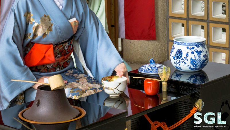 Nghệ thuật trà đạo Nhật