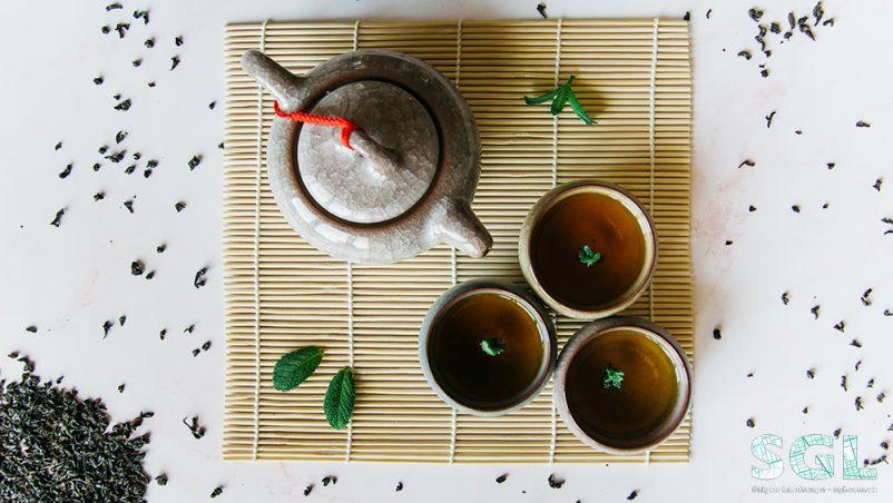nguyên tắc trong nghệ thuật trà đạo Nhật Bản