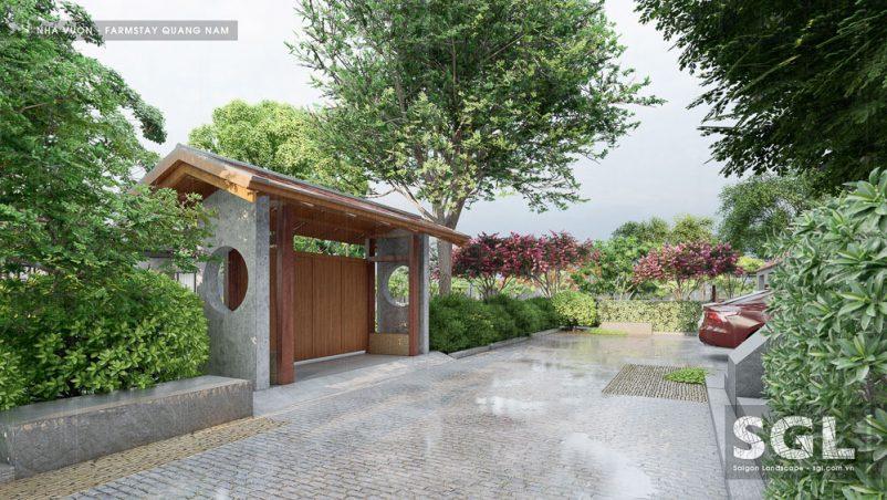 Mẫu thiết kế nhà vườn đẹp năm 2020
