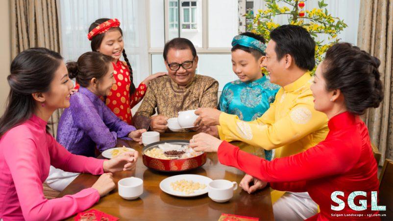 Văn hóa uống trà tại Việt Nam
