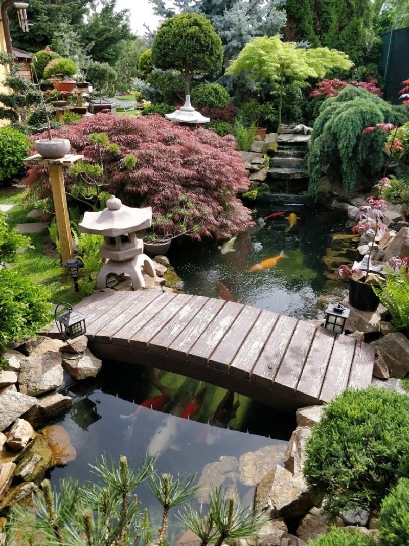Không gian nhà vườn kiểu Nhật luôn mang con người gần lại với thiên nhiên