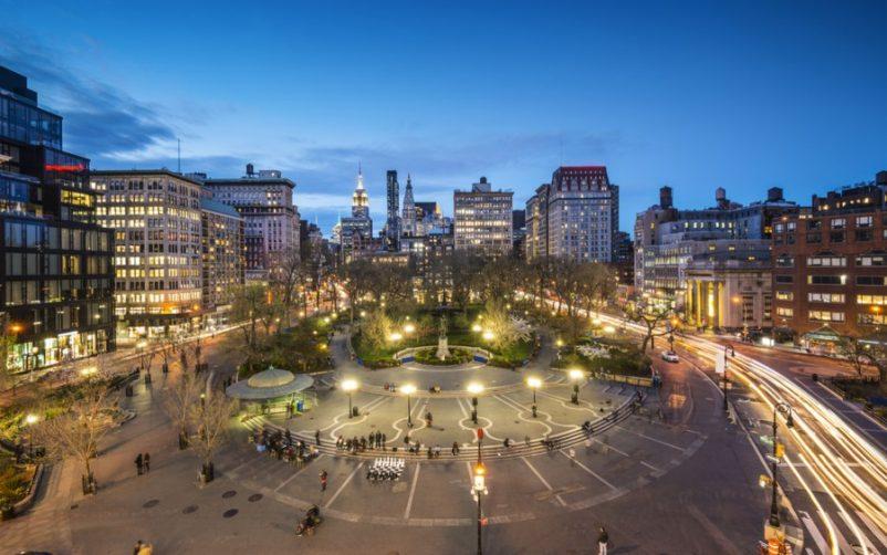 Quảng trường Union thuộc thành phố New York